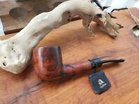 NEVER SMOKED Antique ALPHA CORDOVA Made in Israel Estate pipe Survivor VIRGIN