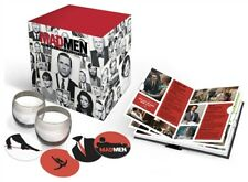 MAD MEN COMPLETE COLLECTION New Sealed Blu-ray Limited Edition Gift Set