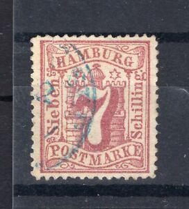 Hamburg 19 Luxury Postmarked (74721