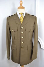 Four Button Wool Suit Jackets for Men