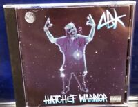 Anybody Killa - Hatchet Warrior CD Variant 2nd Press insane clown posse twiztid