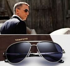 1 day Sale! New Tom Ford Marko TF0144-18V Sunglasses James Bond 007 Skyfall Auth