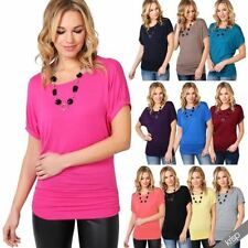 Viscose Evening, Occasion Machine Washable Solid Tops & Blouses for Women