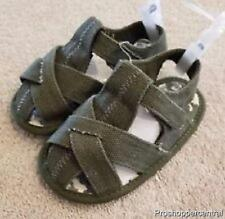 NEW Circo Baby Sandals - Olive Green - Size 6-9 Months