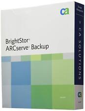 CA Brightstor Arcserve Backup for Laptops & Desktops R11.1 10 User Upgrade W06