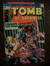 Tomb Of Darkness #14 May 1975 Marvel Horror Happy Halloween!