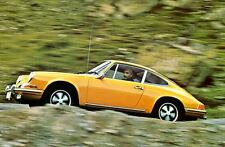 1971 Porsche 911 2+2 Factory Photo ua5247-S1SHKL