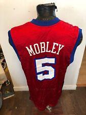 MENS Medium Reebok Basketball Jersey Los Angeles Clippers #5 Cuttino Cat Mobley