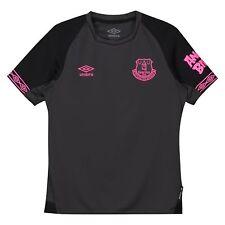 Kids M Everton Away Shirt 2018-19 Sigurdsson 10 & Prem Badges Eve2