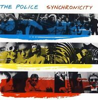 THE POLICE synchronicity (CD album) pop rock, classic rock, new wave, sting