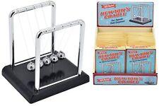 Newton's Cradle Desktop Gadget Toy Physics Science Pendulum Ball Desk Retro