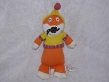 Latitude L'atitude Knit Sweater Stuffed Plush Fox Character Toy Animal Hoodie