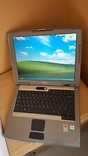 "Dell Latitude D505 Laptop Notebook 14.1"" 40GB Windows XP Serial & Parallel Port"