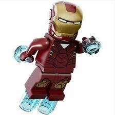 G3 - Iron Man - Avenger - Custom Figures Gashapon MOC LEGO - Nuovo in Blister