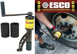 "Esco Equipment 60305 Ez Buster Torque Multiplier 1"" Tool New Free Shipping USA"