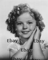 Shirley Temple 2 Actress, Singer, Dancer 8X10 Photo Reprint