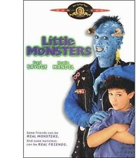 LITTLE MONSTERS Fred Savage Howie Mandel NEW SEALED REGION 1 DVD