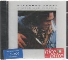 RICCARDO (POOH) FOGLI A META' DEL VIAGGIO  CD  F.C. SIGILLATO!!!