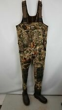 Guide Gear Advantage Max 4 HD Chest High Fishing Waders Sz 11