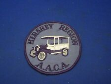 Vintage Hershey Region AACA Referee Embroidered Sew On Patch