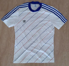 ADIDAS second logo vintage Jersey T shirt  from 80 years size 44-46