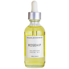 New Pearlessence Rosehip Balancing Facial Oil Hydrating Vitamin E (1.8 oz)
