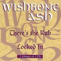 Wishbone Ash : There's The Rub/Locked In CD (1994) ***NEW*** Fast and FREE P & P