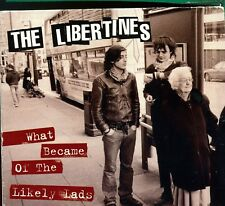 The Libertines / What Became Of The Likely Lads - EP -  Digipack