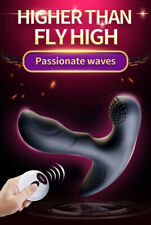 10 Speed Sexual Men Massage Heating waterproof Prostatic Massage for male female