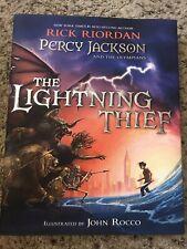 Riordan Rick/ Rocco John (Ilt)-The Lightning Thief HC Brand New
