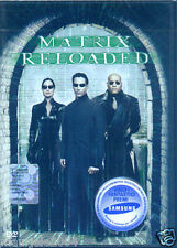 Matrix Reloaded (2003) 2 DVD NUOVO SIGILLATO Monica Bellucci. Keanu Reeves
