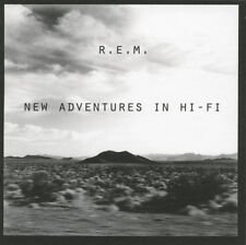 R.E.M. ‎– New Adventures in Hi-Fi - CD (2016) - Brand NEW and SEALED