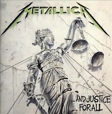 METALLICA...And Justice for All CD, Sep-2013, Rhino/Blackened Label