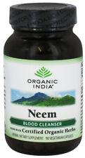 ORGANIC INDIA - Neem Blood Cleanser - 90 Vegetarian Capsules