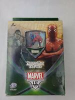 UPPER DECK Spiderman vs Doc Ock Marvel Trading Card Game starter deck