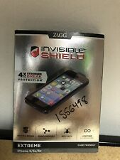 ZAGG - InvisibleSHIELD  Extreme screen protector iphone 5/5S 5c Se