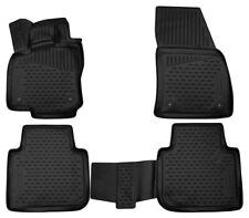 Passform Fußmatten für SEAT Tarraco, SUV 2019, 2020 4-teilig