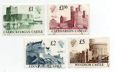 G.B.QEII 1988 HIGH VALUE Issue FULL SET 4 values to £5.00 USED.