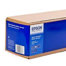 c13s042014 Epson druckpapier toile canevas mat imperméable à l'eau étanche
