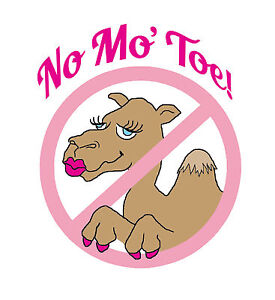 NO MO' TOE! 2 Packs–Camel Toe Concealer Pad-Women's Fitness clothing accessory