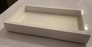 Kelly Hoppen Decorative Tray White