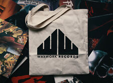 Waxwork Records Natural Canvas LP Record Tote Bag New and Sealed