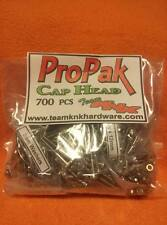 700 pc Cap Head Pro Pak Stainless Steel Screws axial rc4wd scx10 wraith 3mm KNK