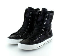 Converse CT AS Limited Edition Hi Rise Seasonal Black Leather Gr. 37,5 / 38,5