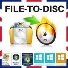 HD DVD CD BURNING SOFTWARE COPY CLONE ISO MP3 AVI WMV MPEG DivX MP4 NERO ROXIO