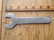 Vintage 29mm Metric Flat Plate One Ended Spanner. Automobilia