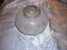 Vintage REPLACEMENT Glass for Ceiling SMALL KITCHEN OR HALL Light Fixture