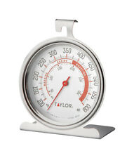 Taylor  Analog  Oven Thermometer  100 deg. F To 600 deg. F