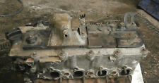 NISSAN TERRANO 2003 3.0 TD DIESEL CYLINDER HEAD WITH CAM SHAFTS AND VALVES