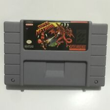 Super Metroid SNES (Super Nintendo Entertainment System)*